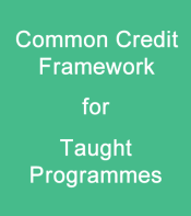 Common Credit Framework