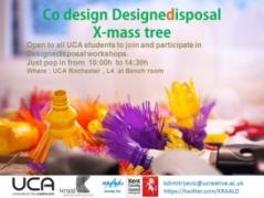 Fig. 2 KraalD/UCA, 2015, Co-design designedisposal X-mass tree