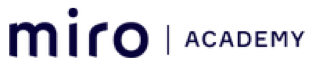 Miro academy logo